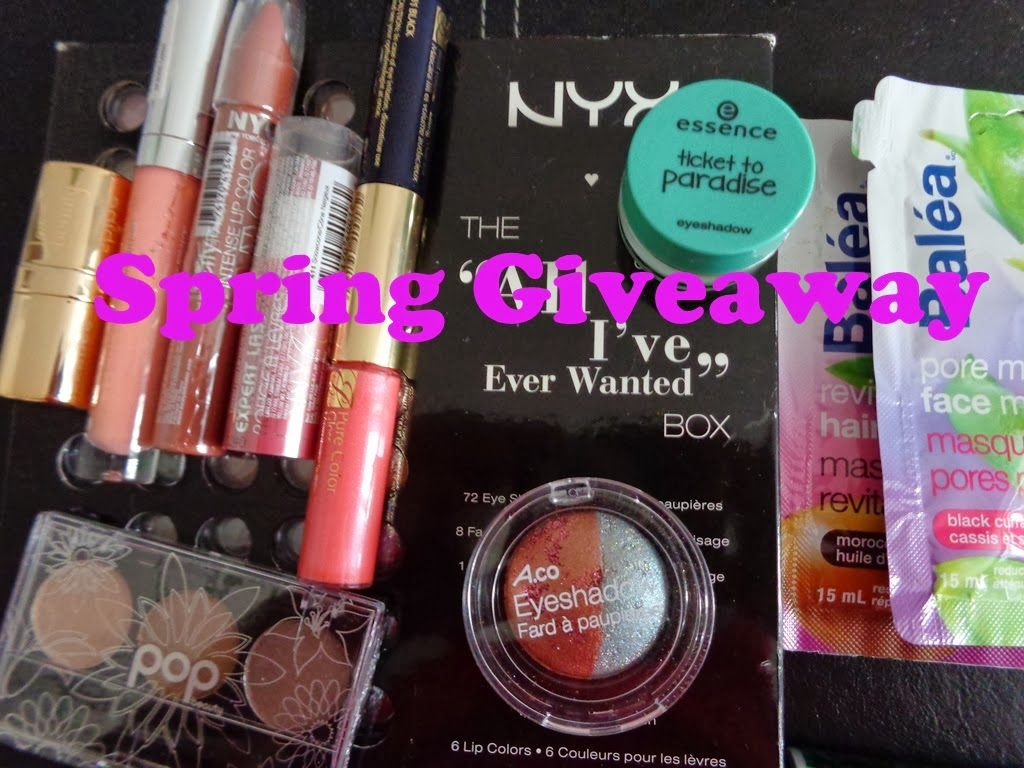 Let's Talk Makeup & Beauty Giveaway