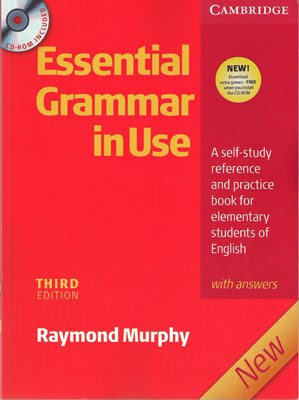 Essential Grammar in Use, 3rd Edition (Book) ~ 100% Free English