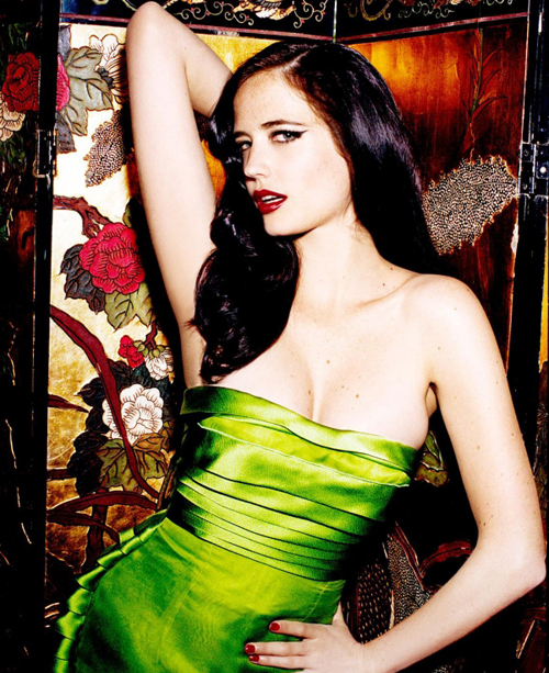 Eva Green Hairstyles Photoshoot 11