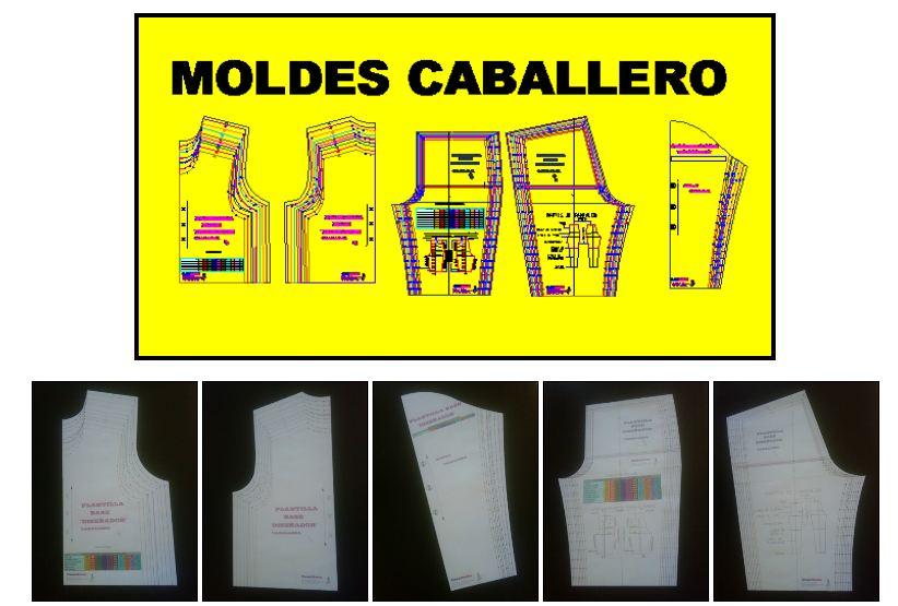 Diseño de Moldes de Ropa   Diseño de ropa con Patronaje Total Elite