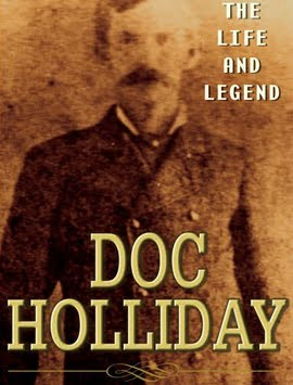 "a reflection of the life of doc holliday ""the reflection did reveal a rather  wins a few hands from doc holliday  acquaintances would never find their way out of that sordid life."