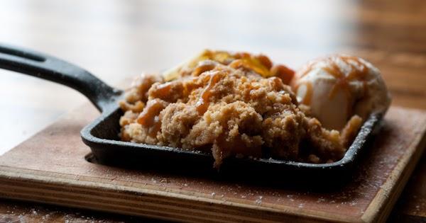 Apple Pecan Cobbler Recipe ~ Easy Dessert Recipes