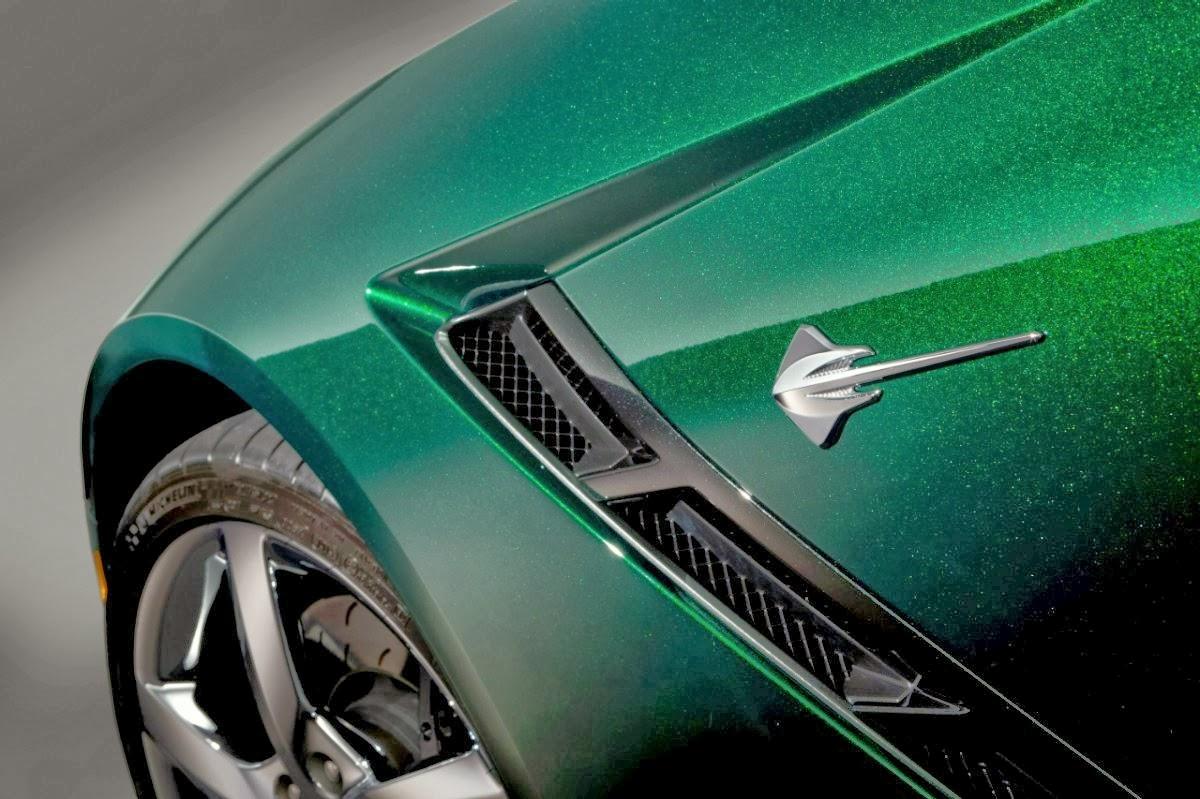 David Stanley Chevrolet Norman Corvette Autos Post