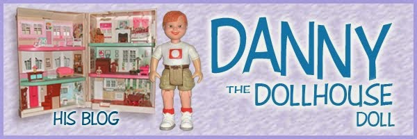 Danny the Dollhouse Doll
