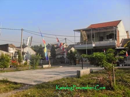 Lapangan Bulu tangkis GPSI