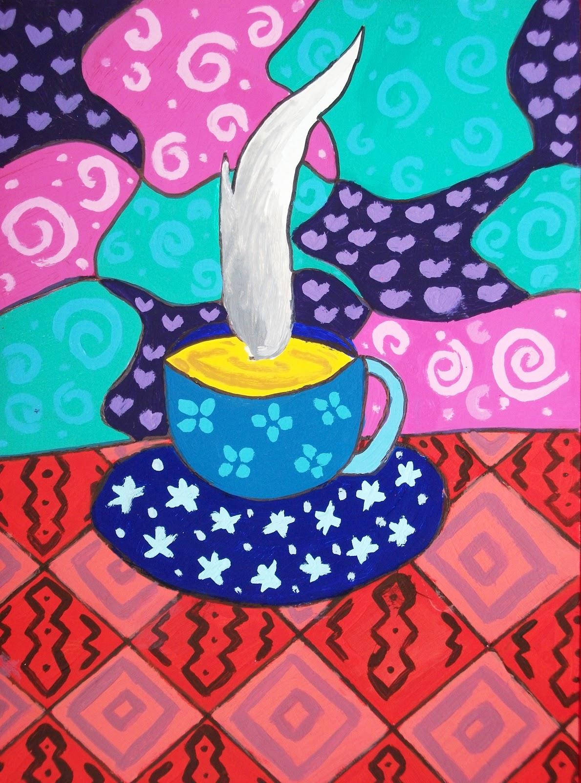 Conosciuto GET-SMART-MAKE-ART un blog di arte a scuola della prof. ARDEMAGNI  PQ97