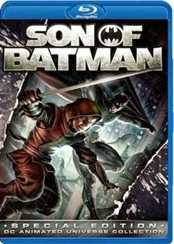 Baixar O Filho do Batman BDRip AVI Dublado + Bluray 720p e 1080p Torrent