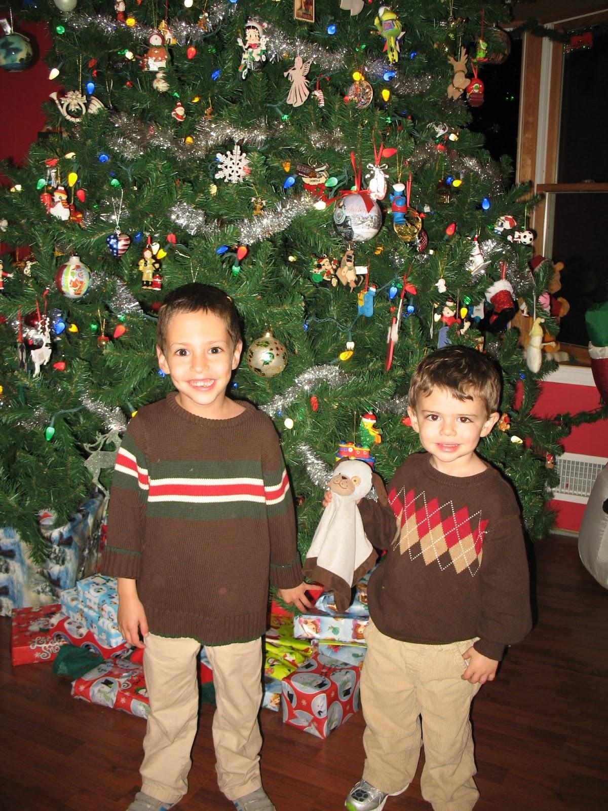 christmas eve morning greetings