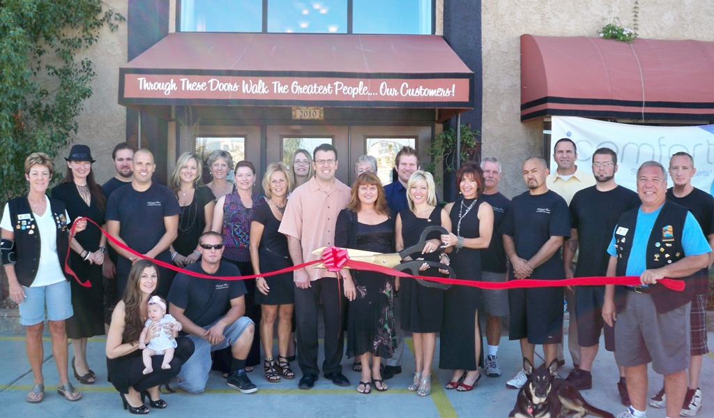 Lake Havasu Area Chamber Of Commerce Newsfeed Ribbon Cutting Michael Alan Home Furnishings