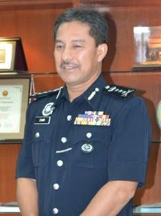 YDH CP Dato' Zamri Yahya :Mantan