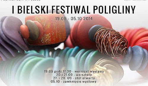 Polymer Clay Festival in Bielsko Biela - Poland