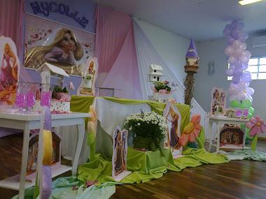 Festa Rapunzel Enrolados
