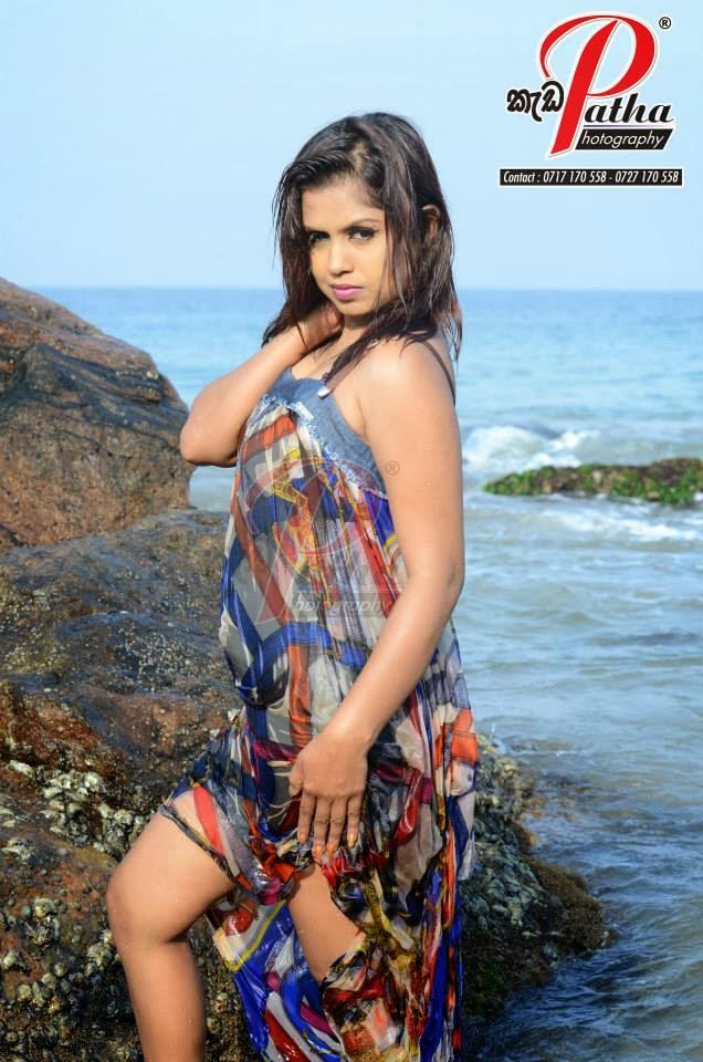 Tharu Arabewaththa beach