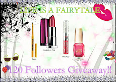 Enter my giveaway! :) - CLOSED!
