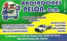 Radiadores Pelon