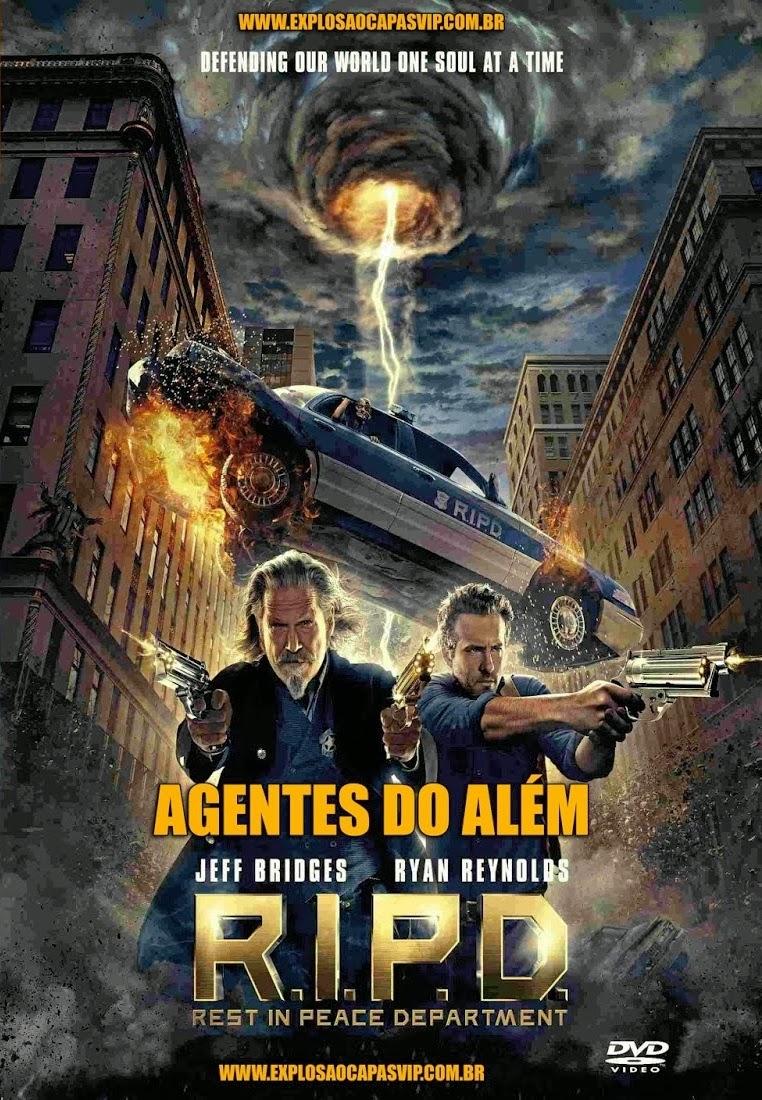 R.I.P.D.: Agentes do Além – Dublado (2013)