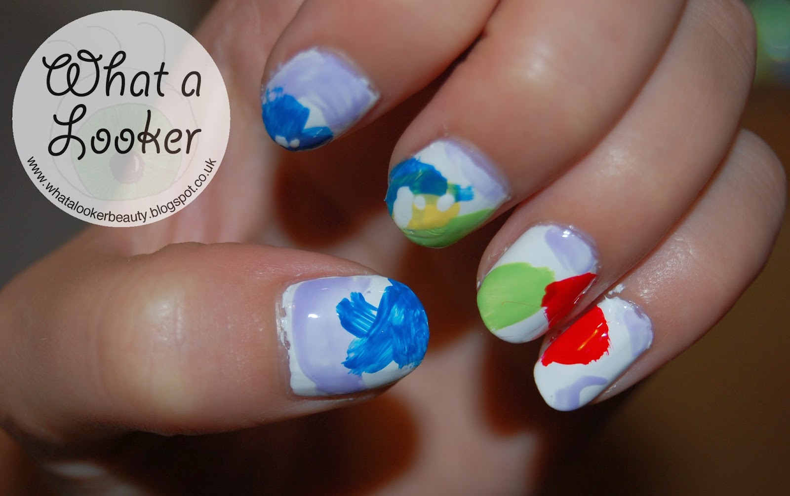 what a looker: Alt J Nails