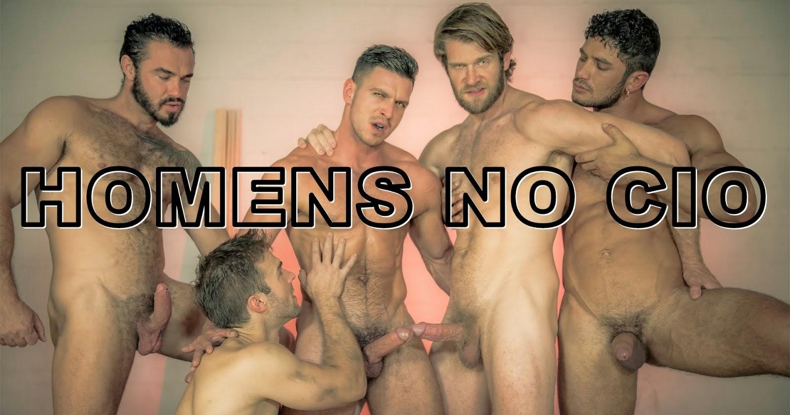 HOMENS NO CIO
