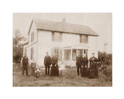 Joseph & Lesetta (Mincemeyer) Kleager Family
