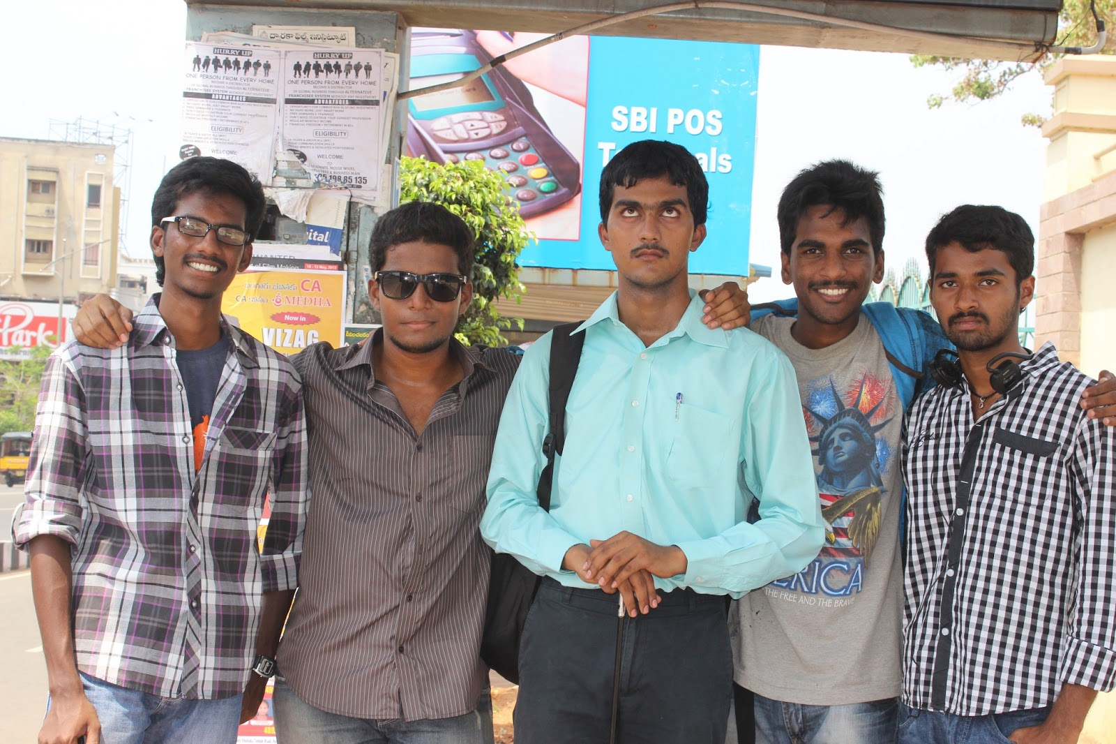 Society Short Film Team Photo