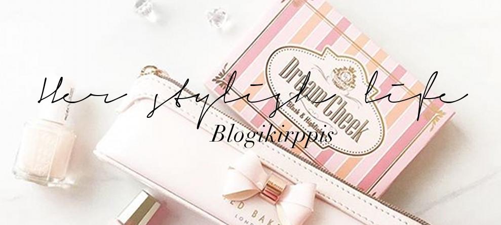Her stylish life blogikirppis