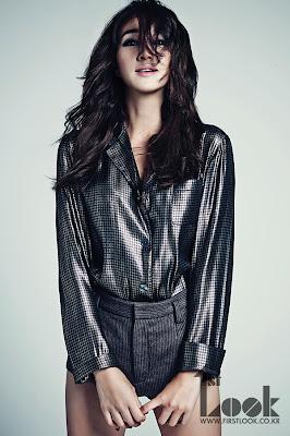 Soo Ae - 1st Look Magazine Vol.50
