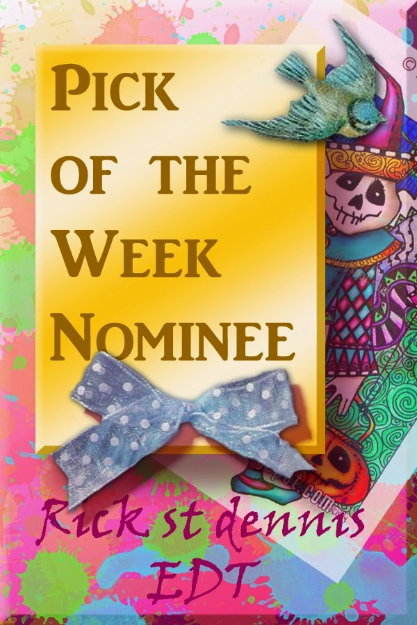 Pick of the Week Nominee