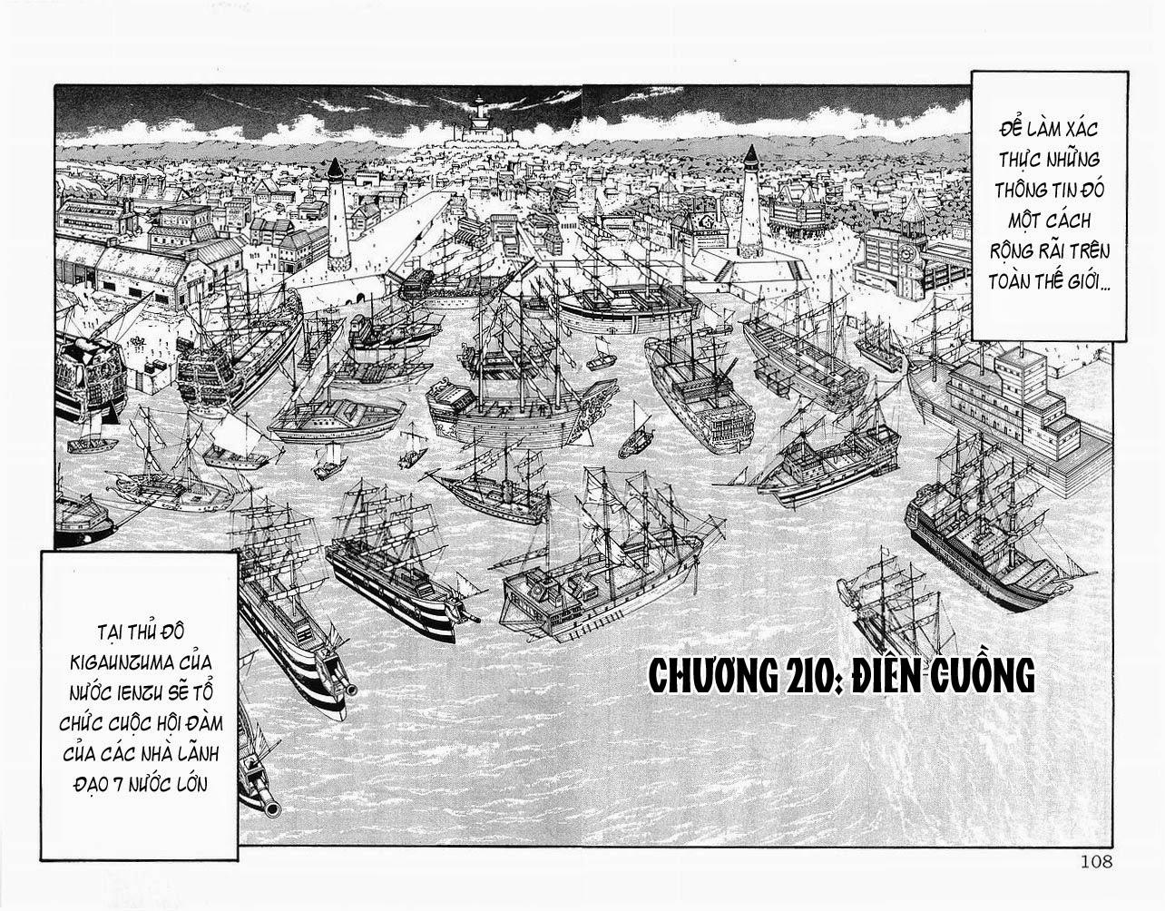 Vua Trên Biển – Coco Full Ahead chap 210 Trang 2 - Mangak.info