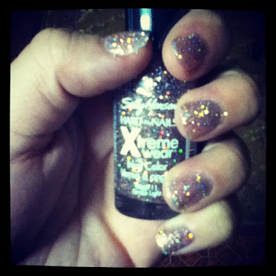 Strobe Light Nail Polish