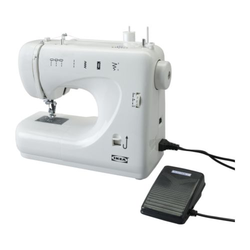 Ikea e momichan sy macchina da cucire - Macchina da cucire ikea opinioni ...