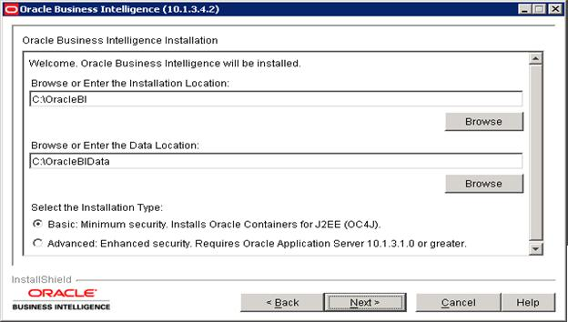 oracle business intelligence step by step installation of obiee 10g rh allaboutobiee blogspot com Magento Developer Guide Android Developer Guide.pdf