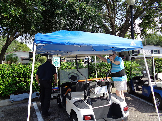 Golf Cart Clinic 5/4/17