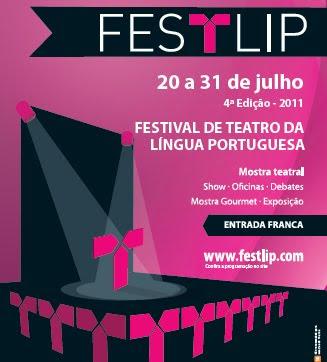 Teatro da Lusofonia: Festlip reúne grupos portugueses e africanos no Rio de Janeiro