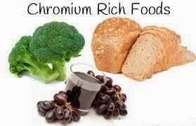Chromium diet