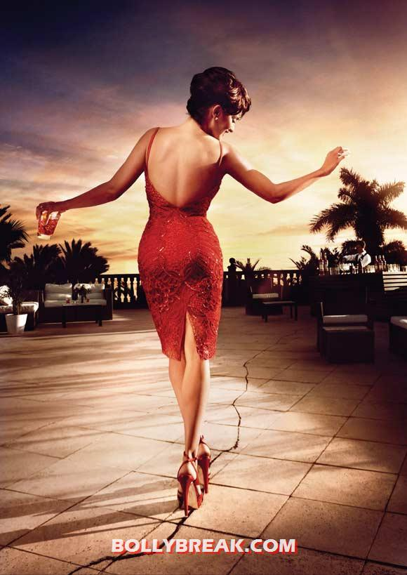 Penelope Cruz for Campari - (10) - Penelope Cruz sexy Campari Calendar