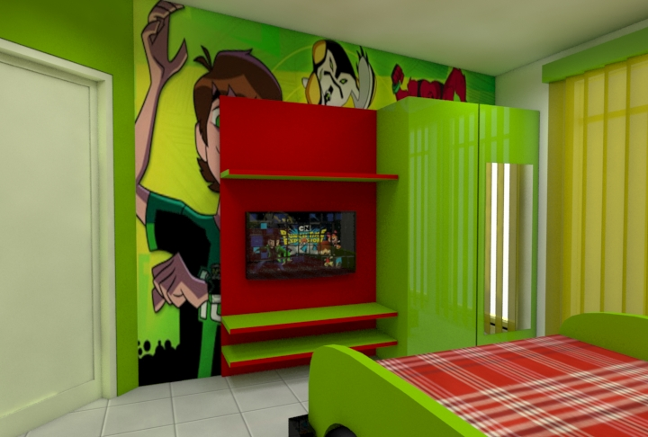 Kids Bedroom Cibaduyut