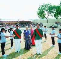 P OBUL REDDY PUBLIC SCHOOL Sports day