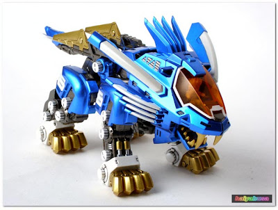 D-Style Blade Liger review