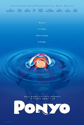 Ponyo on the Cliff โปเนียว ธิดาสมุทรผจญภัย หนังใหม่ หนังHD