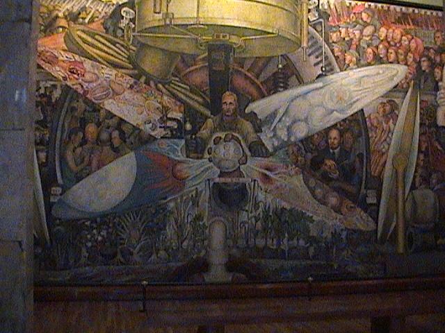 Sebastian juan eduardo exposiciones de murales de for El mural guadalajara jalisco