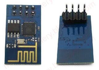 ESP8266 - Moduł ze złączem DIL