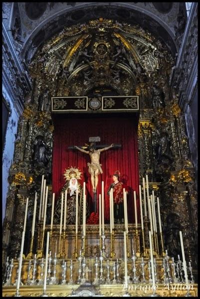 Quinario-al-Santísimo-Cristo-del-Calvario-Sevilla-2015