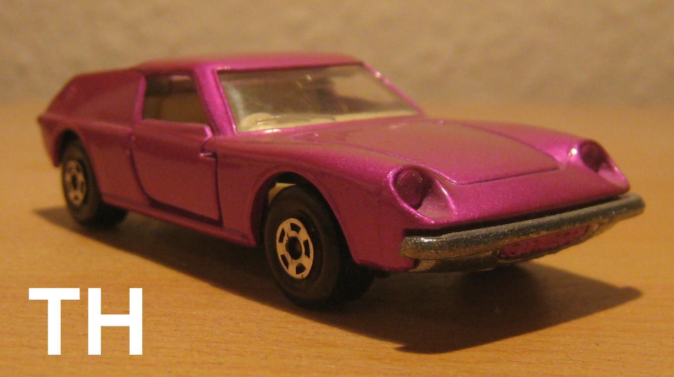 diecast modellautos manche m gen s pink der lotus. Black Bedroom Furniture Sets. Home Design Ideas