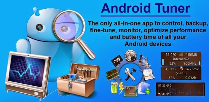 Android Tuner v0.12.7.2 Full Apk İndir