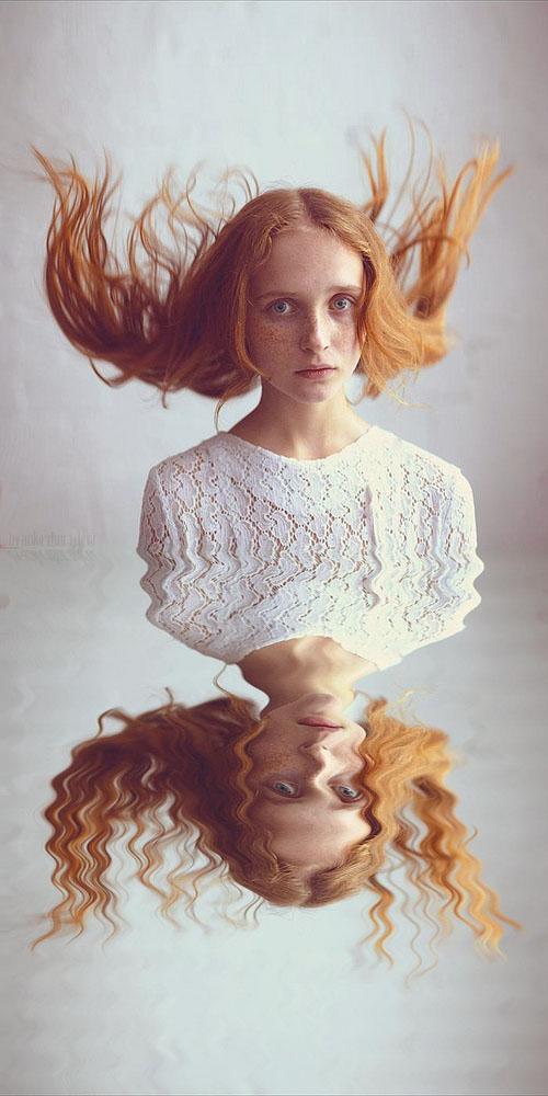 Cara Membuat Bayangan Air pada Foto dengan Adobe Photoshop cukup mudah ...