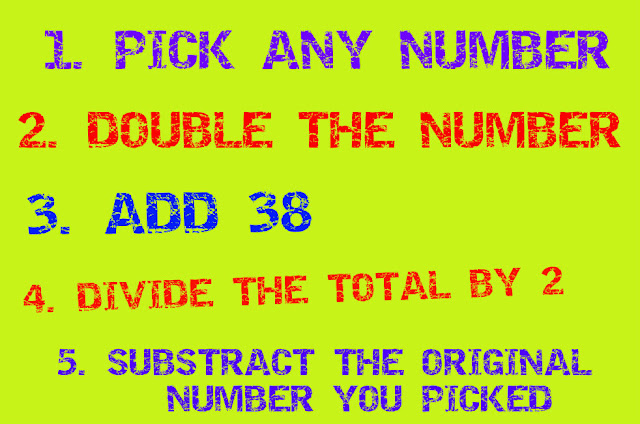 Mind trick math or magic tapandaola111
