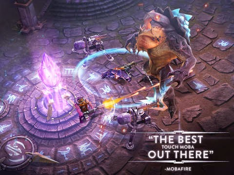 Vainglory v1.23.0 APK Data Full