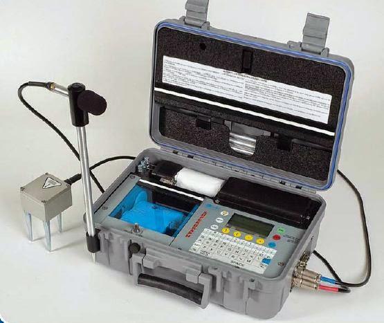 Sismógrafo moderno