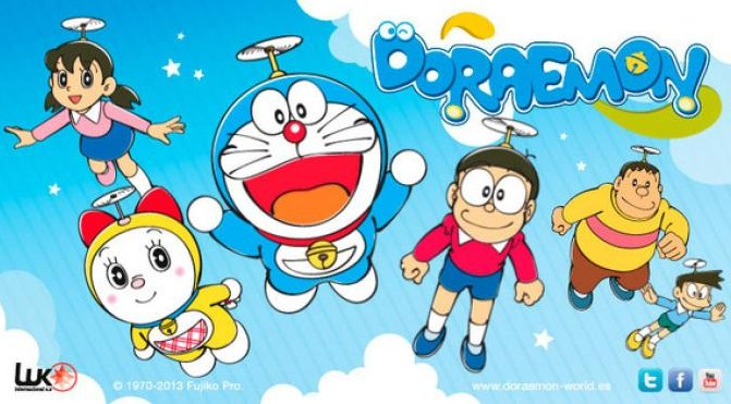 Baca Komik Doraemon Plus