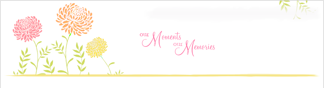 Our Moments, Our Memories